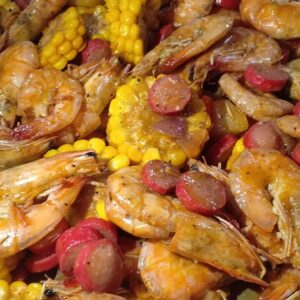 Geritos Shirmp Boil