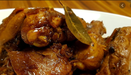 Geritos Chiken adobo