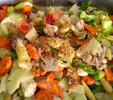 Geritos Chicken Chopsuey
