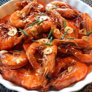 Geritos Sweet Chili Shrimp